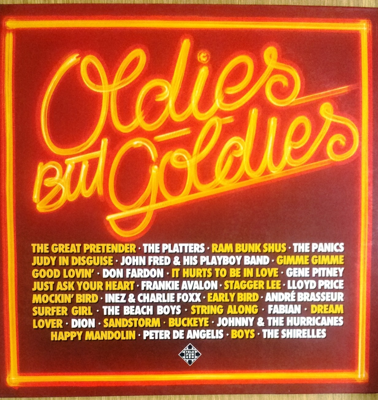 Various Artists - Oldies But Goldies Lloyd Price/john Fred/beach Boys/shirelles Etc