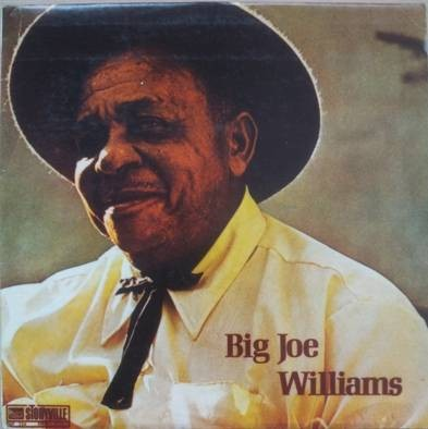 Williams Big Joe - Big Joe Williams
