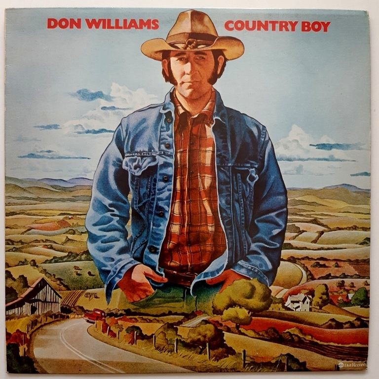 Williams Don - Country Boy