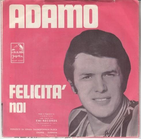 Adamo - Felicita/noi