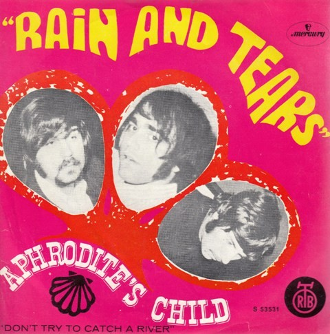 Aphrodites Child - Rain And Tears/dont Try To Catch A River