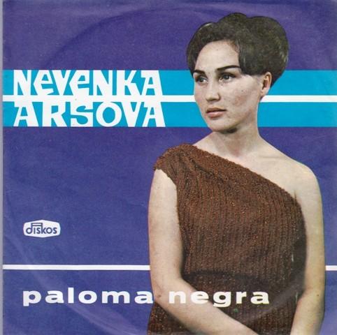 Arsova Nevenka - Paloma Negra/nasa Noc/karabina 30-30/laguna Snova