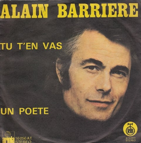 Barriere Alain - Tu Ten Vas/un Poete