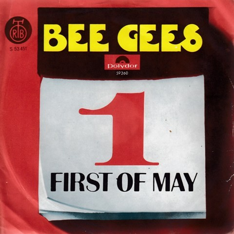 Bee Gees - First Of May/lamplight