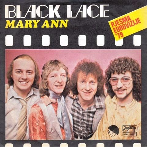 Black Lace - Mary Ann/drivin