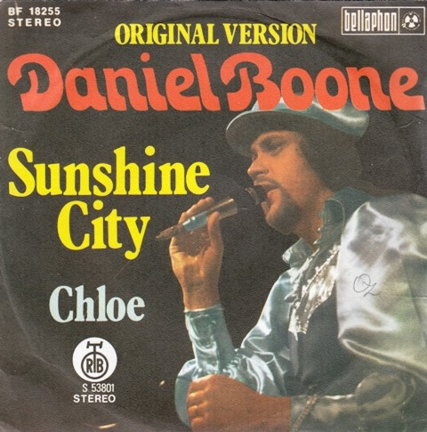Boone Daniel - Sunshine City/chloe