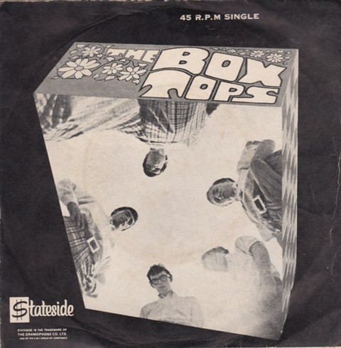 Box Tops - I Met Her In Church/people Gonna Talk