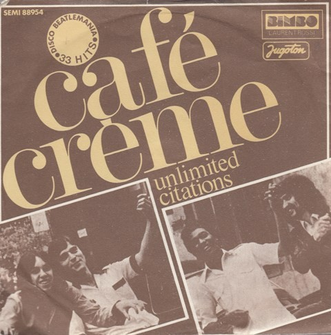 Cafe Creme - Unlimited Citations Part I Ii Beatles Covers