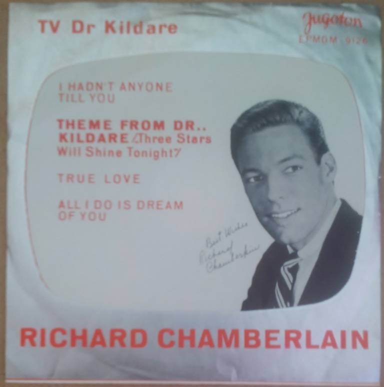 Chamberlain Richard Jimmie Haskell/david Rose Orchestra - I Hadnt Anyone Till You/theme From Dr Kildare/true Love/all I Do Is Dream Of You