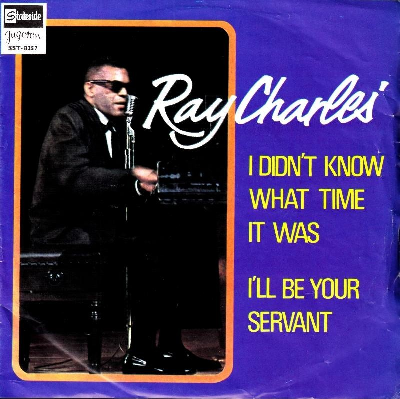 Charles Ray - I Didnt Know What Time It Was/ill Be Your Servant
