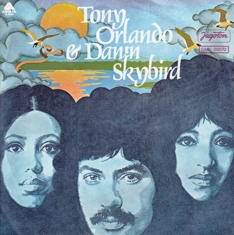 Dawn Tony Orlando - Skybird/thats The Way A Wallflowers Grows