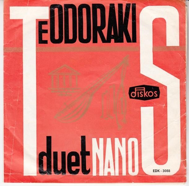 Duo Nanos - Teodorakis - Katerina/sto Perigiali/zorba
