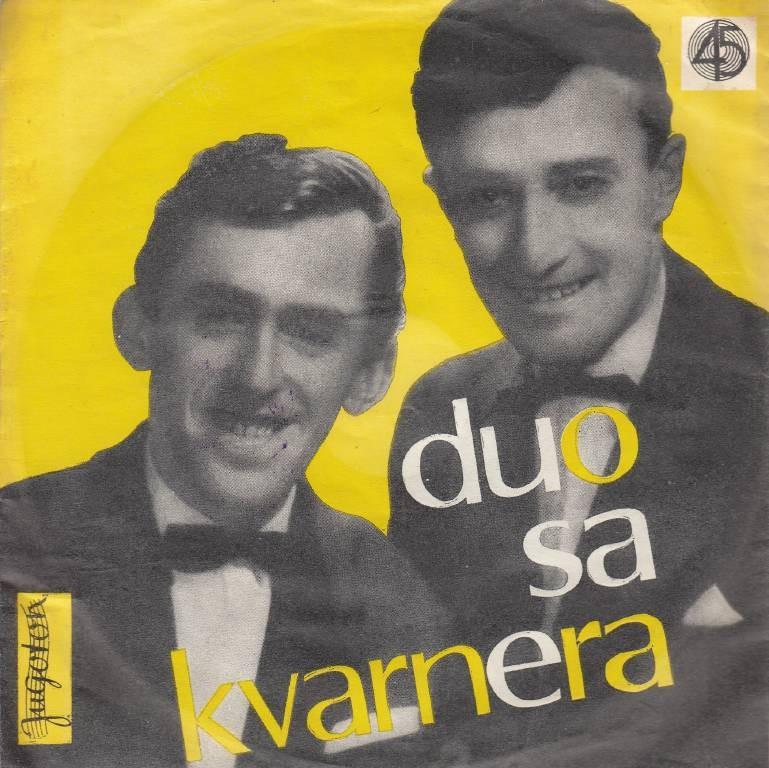 Duo Sa Kvarnera Ljubljanski Jazz Ansambl - Gondola Gondola/auliule/ples U Selu/mala Sirena