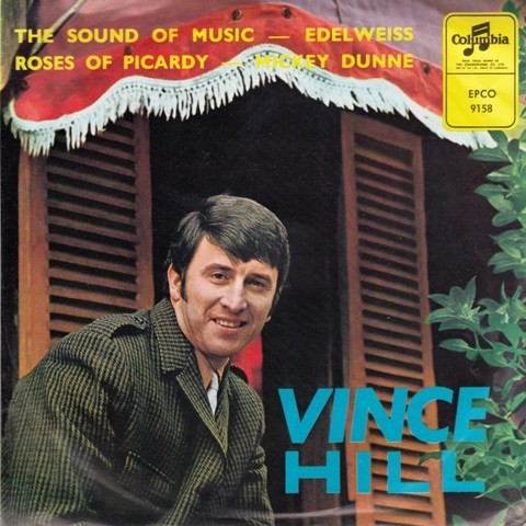Hill Vince - Sound Of Music/edelweiss/roses Of Picardy/mickey Dunne