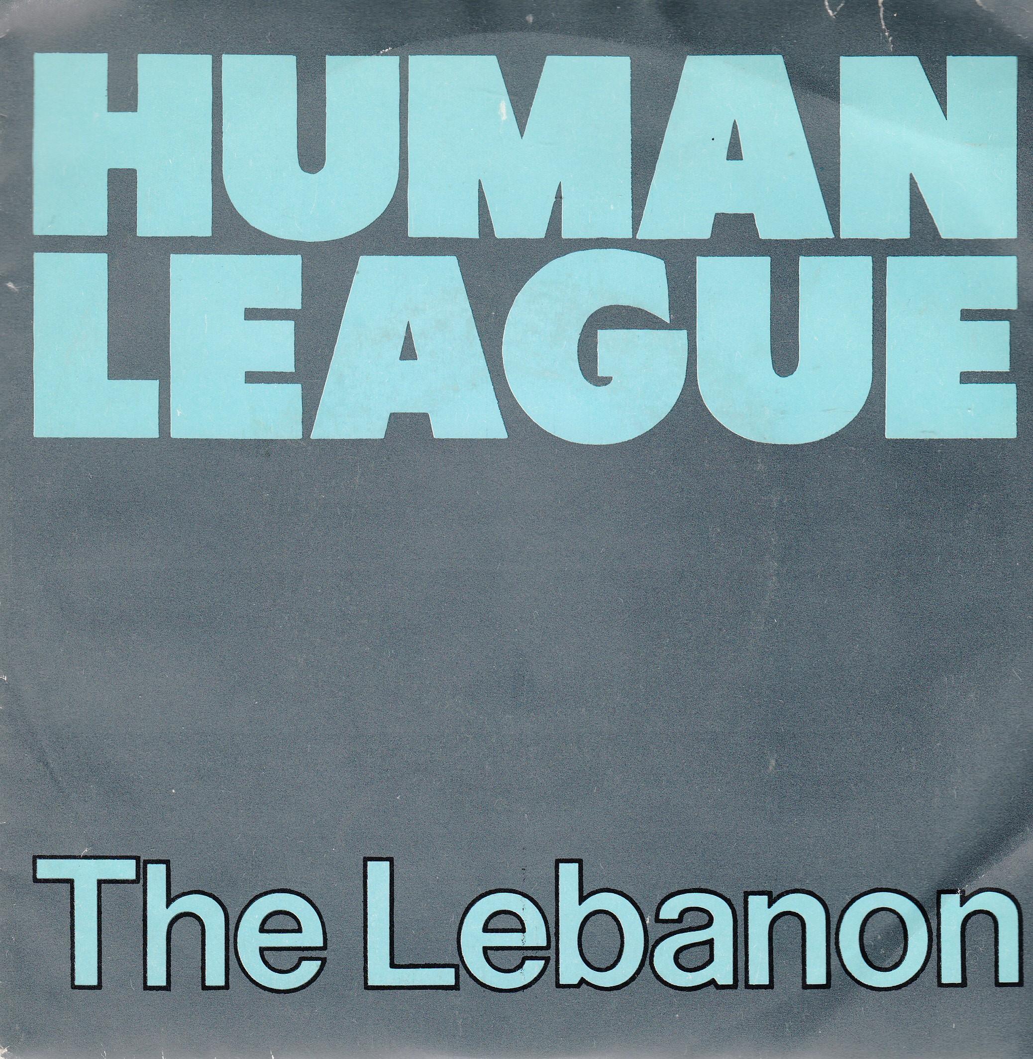 Human League - Lebanon/thirteen