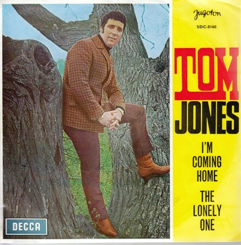 Jones Tom - Im Coming Home/lonely One