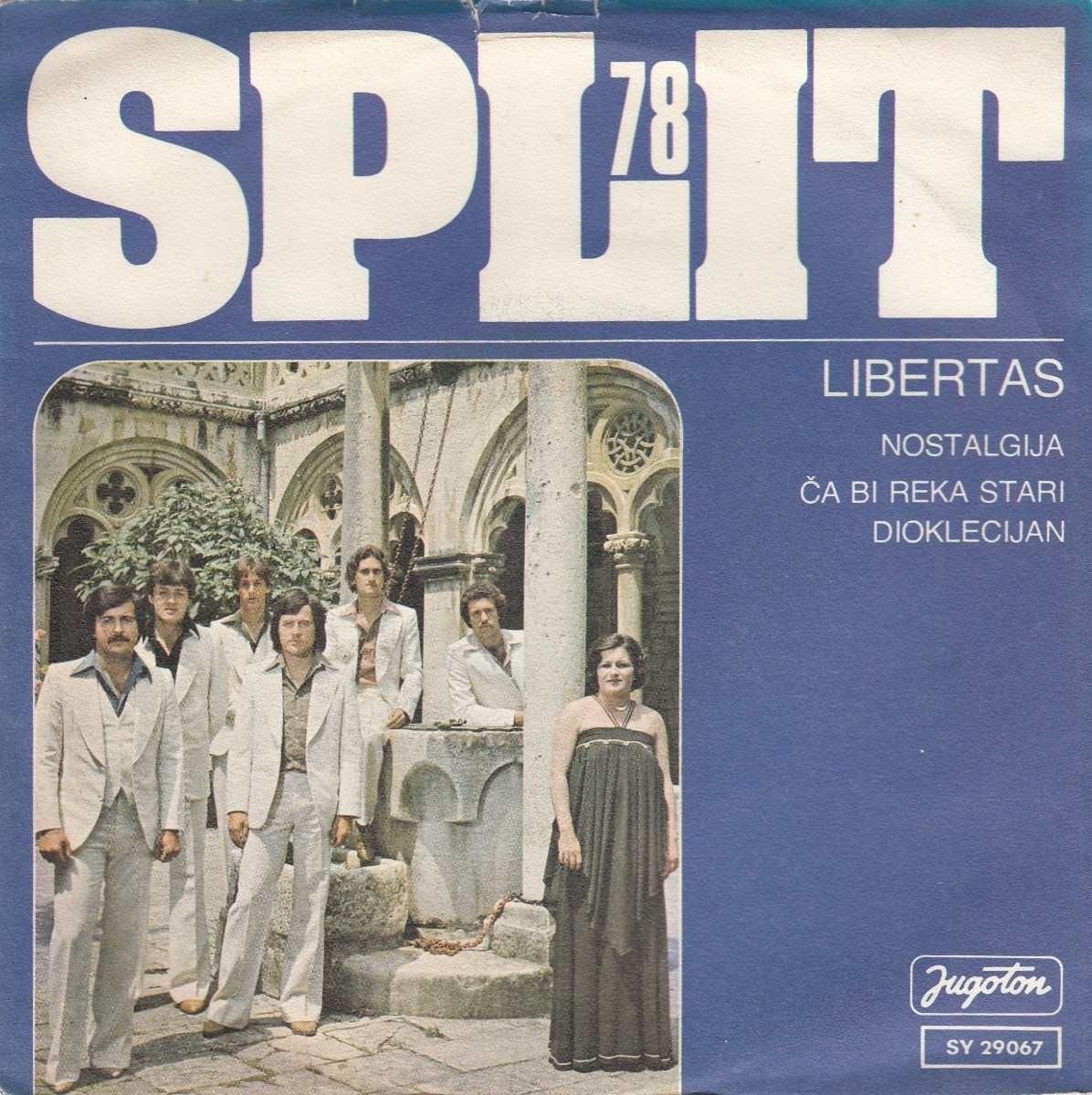 Libertas - Nostalgija/ca Bi Reka Stari Dioklecijan