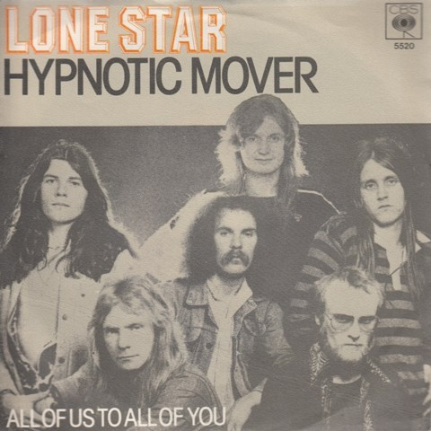 Lone Star - Hypnotic Mover/all Of Us To All Of You