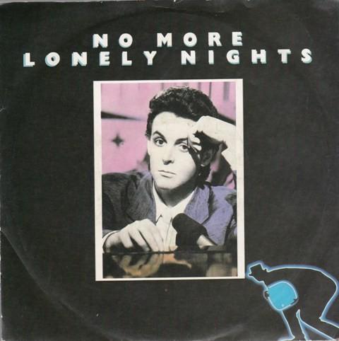 Mccartney Paul - No More Lonely NightsBallad/no More Lonely NightsPlayout Version