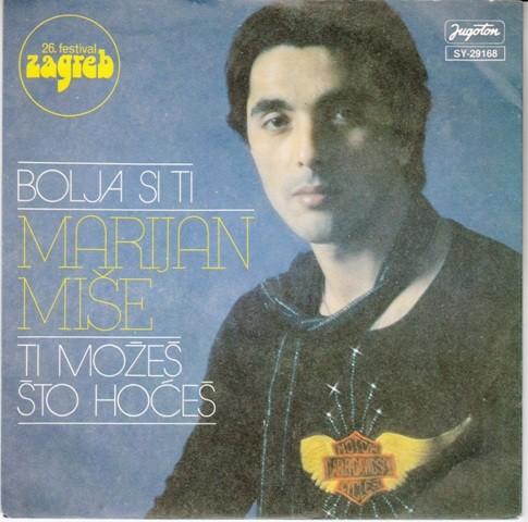 Mise Marjan - Bolja Si Ti/ti Mozes Sto Hoces