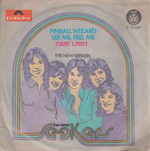 New Seekers - Pinball Wizard-Se Me Feel Me/time Limit
