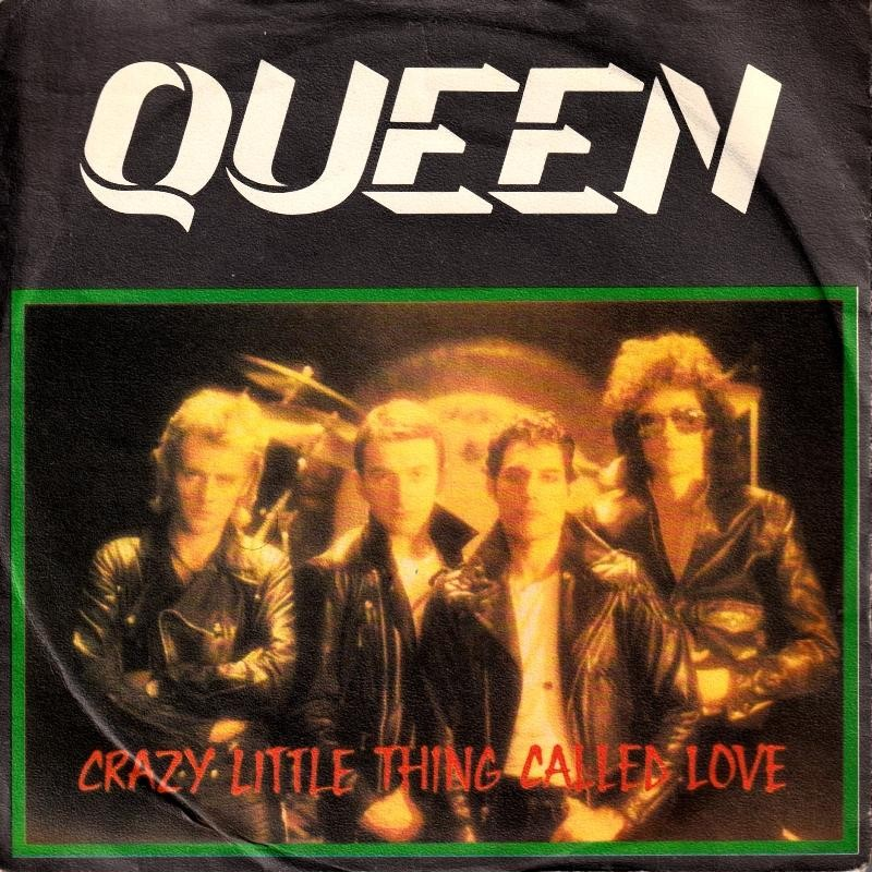 Queen - Crazy Little Thing Called Love/we Will Rock You