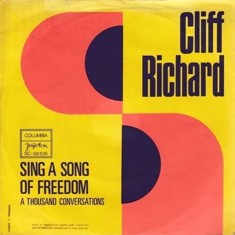 Richard Cliff - Sing A Song Of Freedom/a Thousand Conversationa