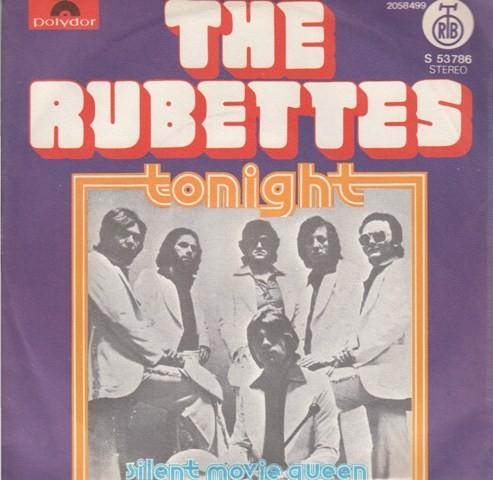 Rubettes - Tonight/silent Movie Queen
