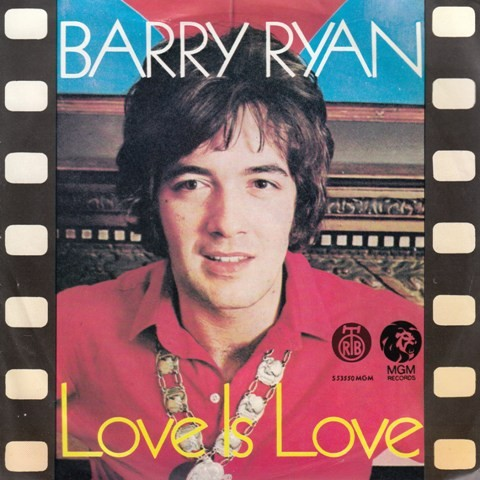 Ryan Barry - Love Is Love/ill Be On My Way Dear