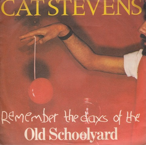 Stevens Cat - Remember The Days Of The Old Schoolyard/doves