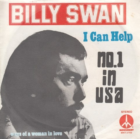 Swan Billy - I Can Help/ways Of A Woman In Love