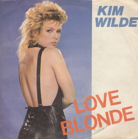 Wilde Kim - Love Blonde/can You Hear It