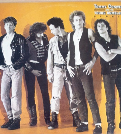 Conwell Tommy The Young Rumblers - Rumble