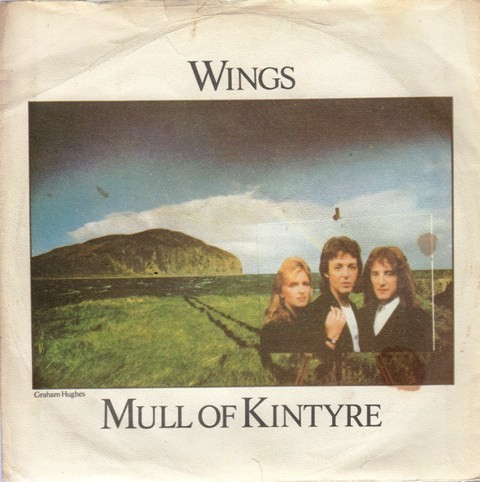 Mccartney Paul Wings - Mull Of Kintyre/girls School
