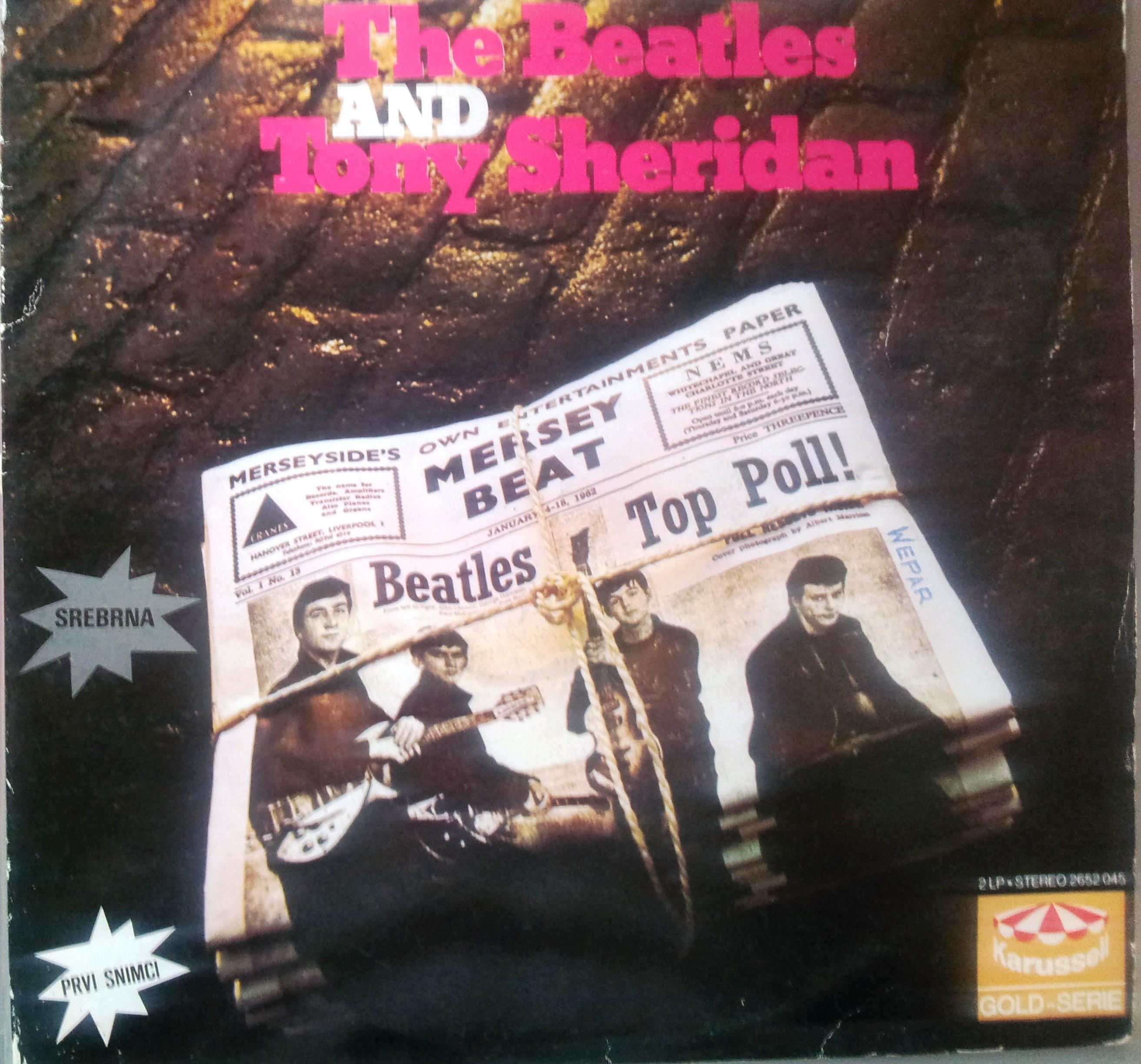 Beatles Tony Sheridan - In The Beginning