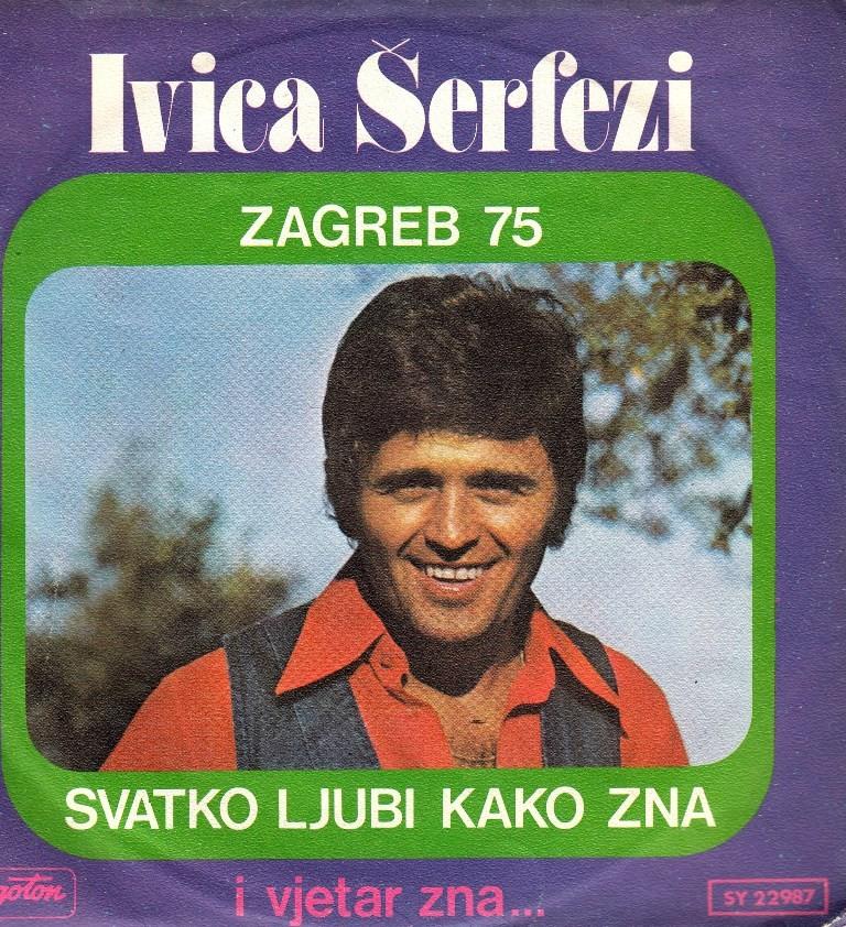 Serfezi Ivica - Svatko Ljubi Kako Zna/i Vjetar Zna