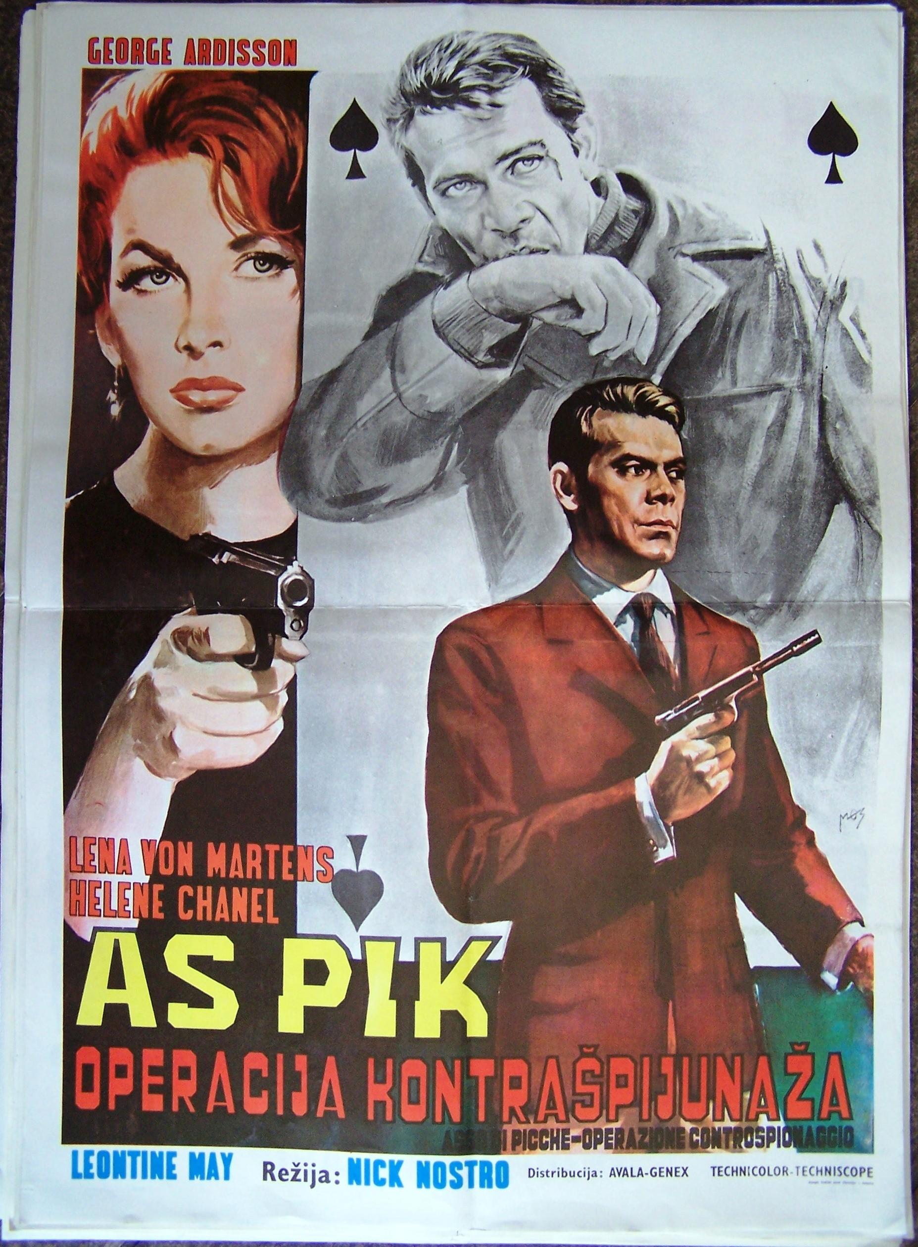 As Pik - Operacija Kontrašpijunaža