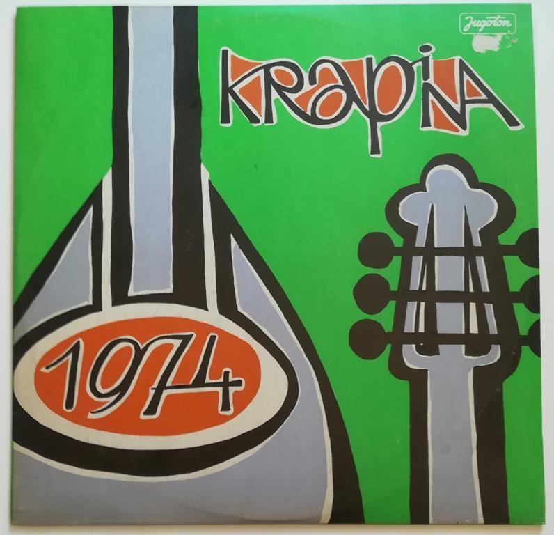 Various Artists - Krapina 1974 Irobic/tereza/evoca/jstanic Etc