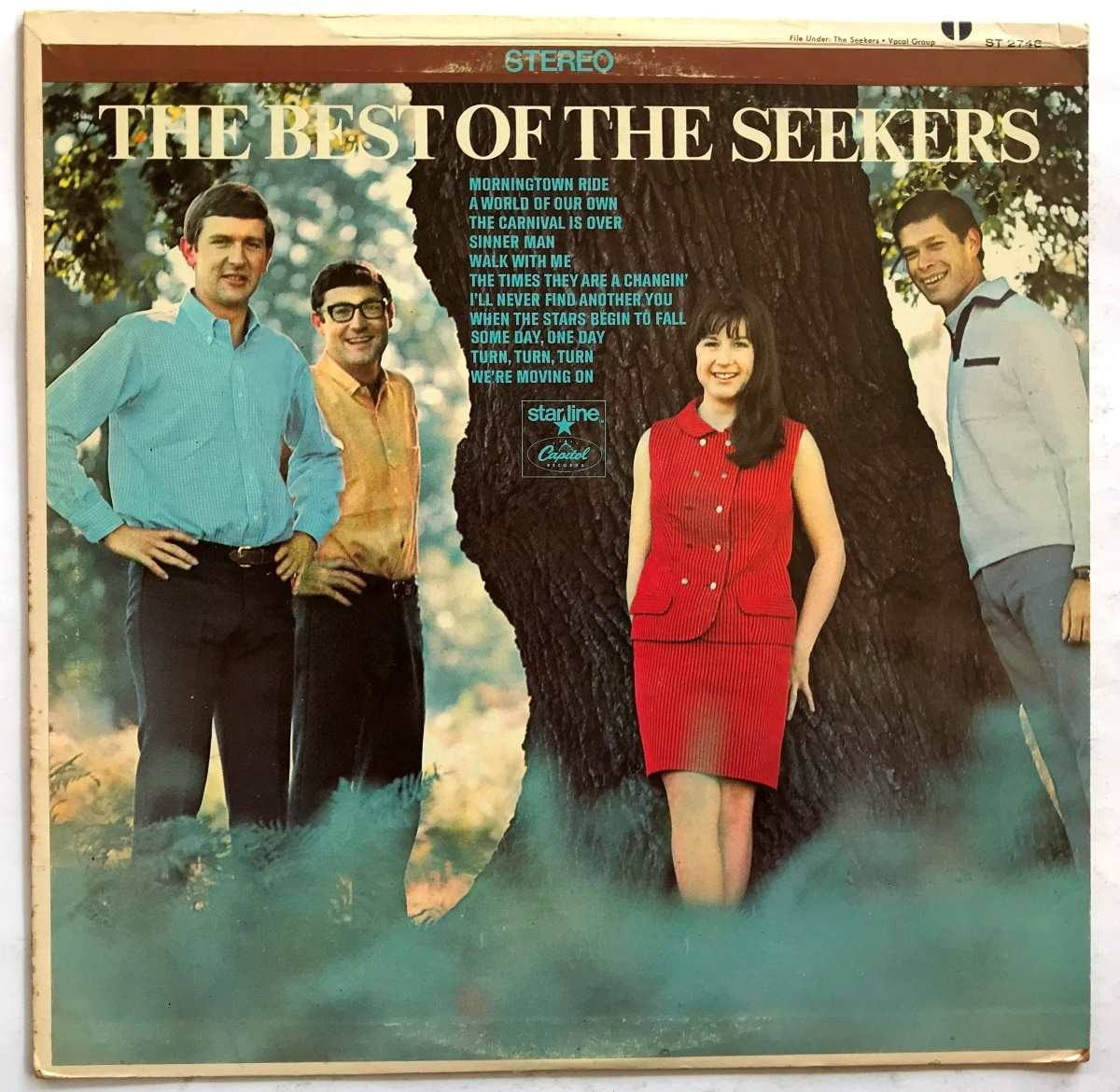 Seekers - Four And Only Seekers - Hide And Seekers