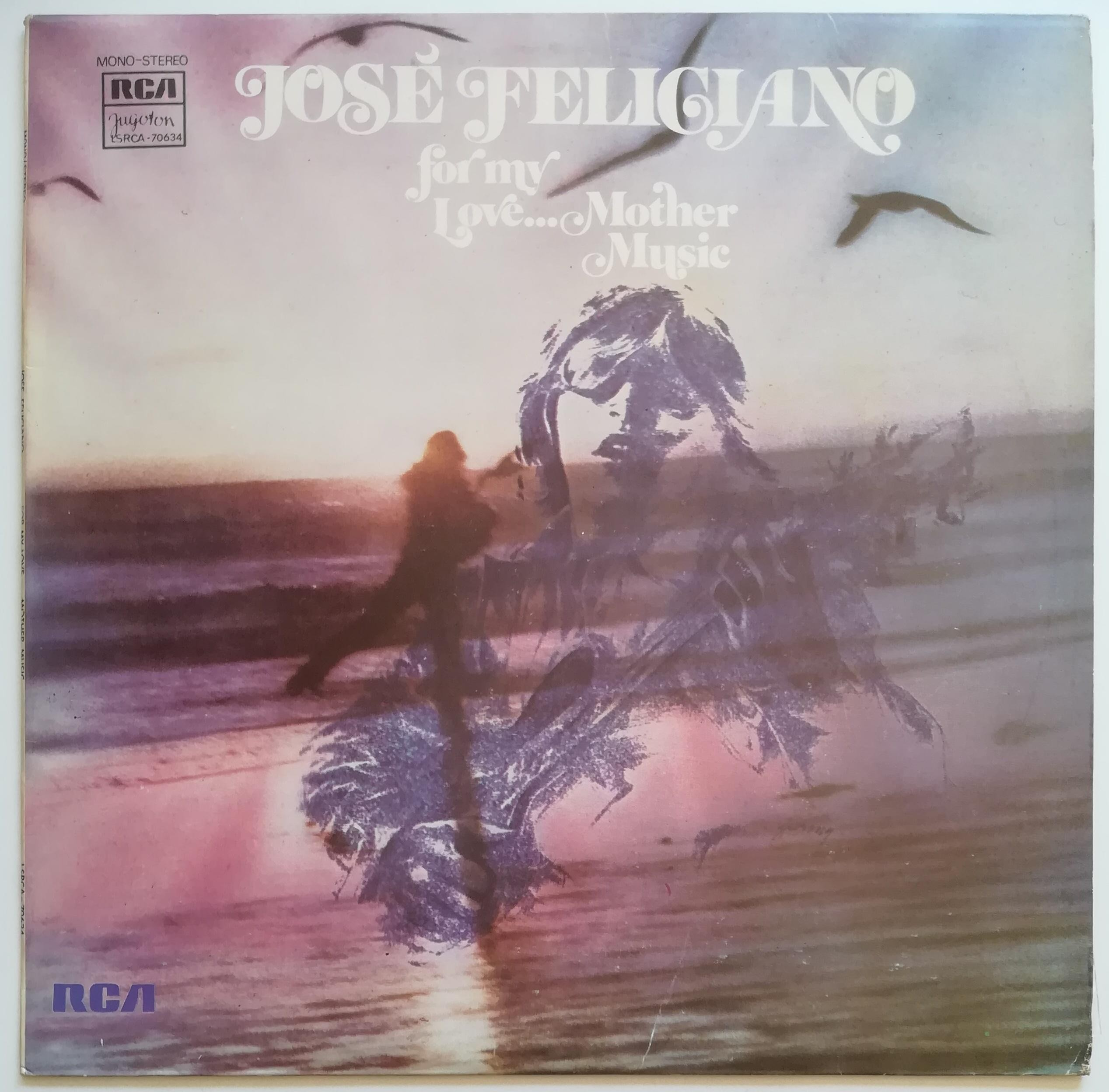 Feliciano Jose - For My Love Mother Music