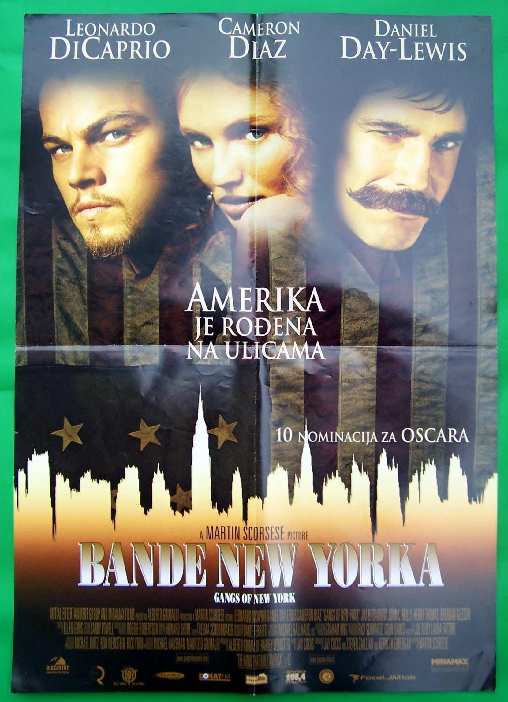 Bande New Yorka