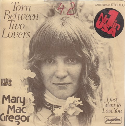 Macgregor Mary - Torn Between Two Lovers/i Just Want To Love You