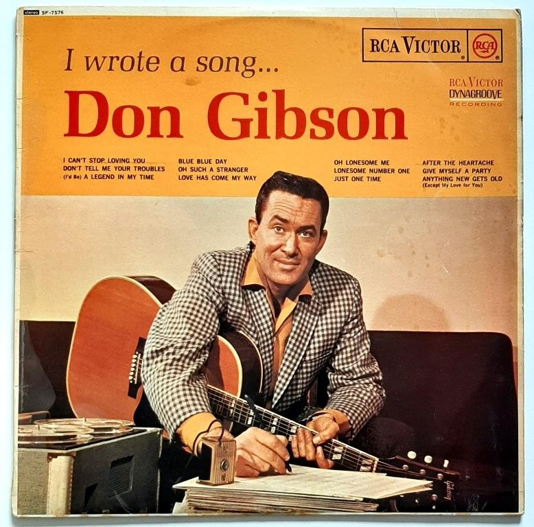 Gibson Don - Some Favorites Of Mine