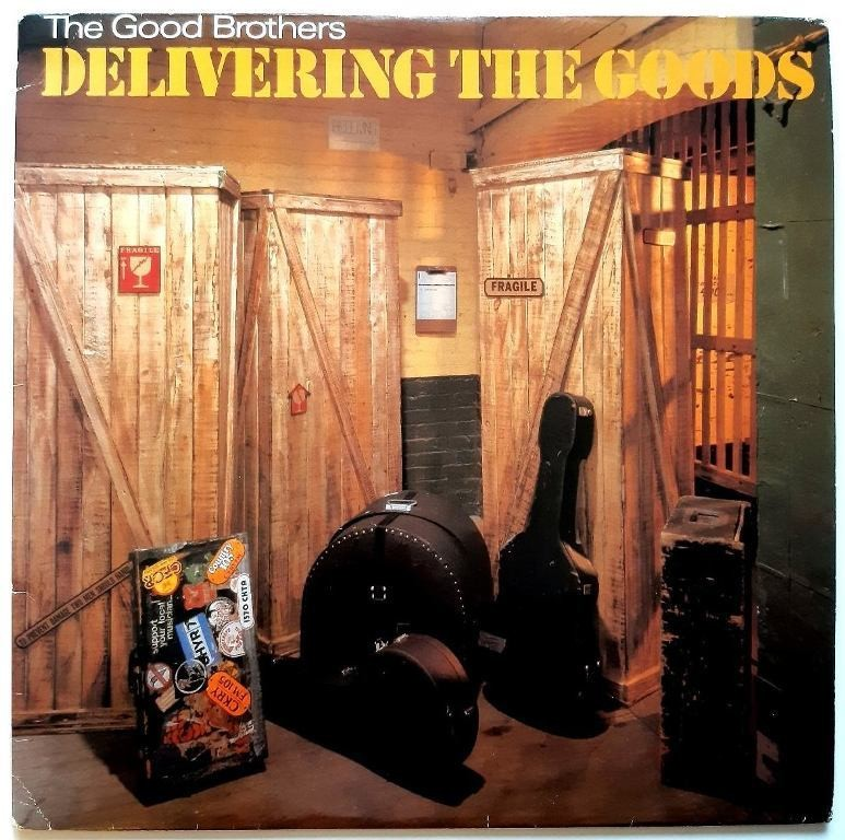 Good Brothers - Delivering The Goods