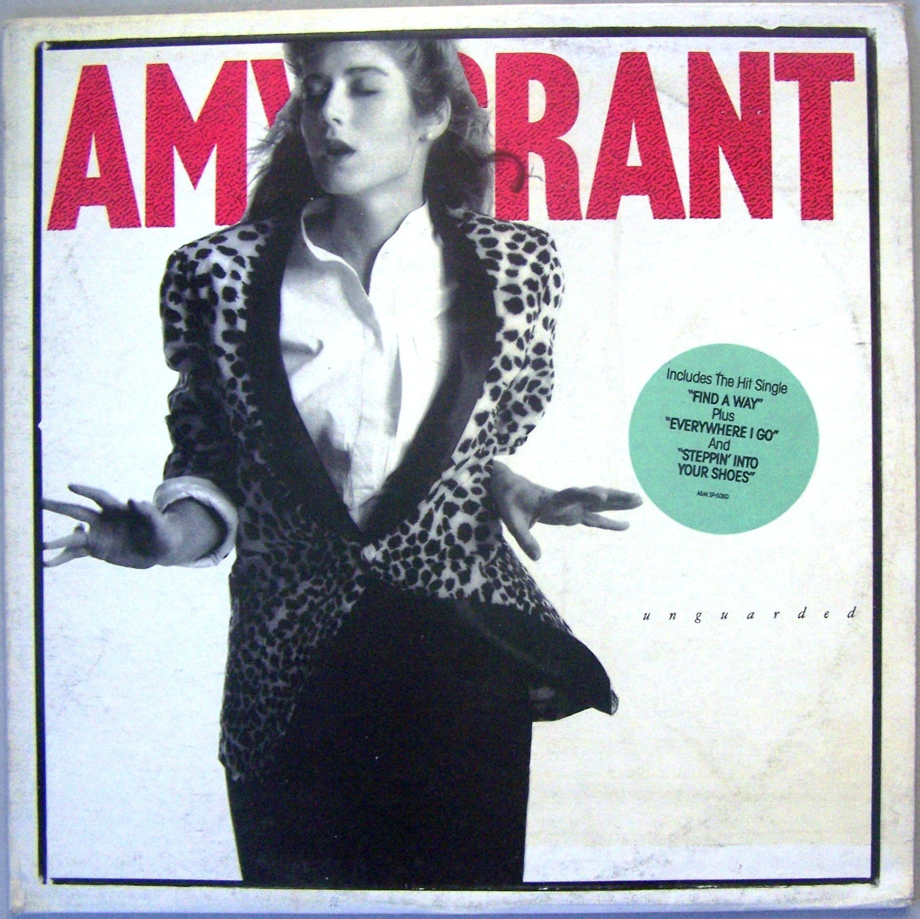 Grant Amy - Unguarded