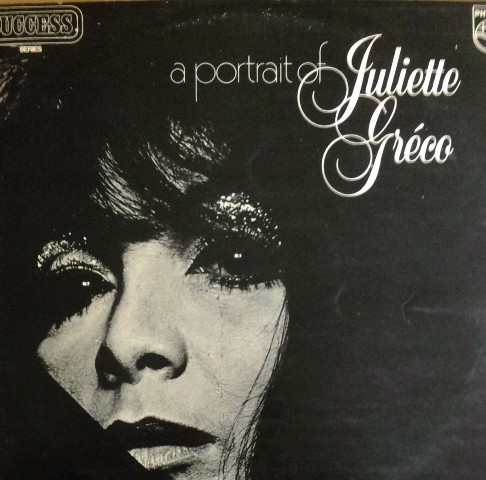 Greco Juliette - A Portrait Of Juliette Greco