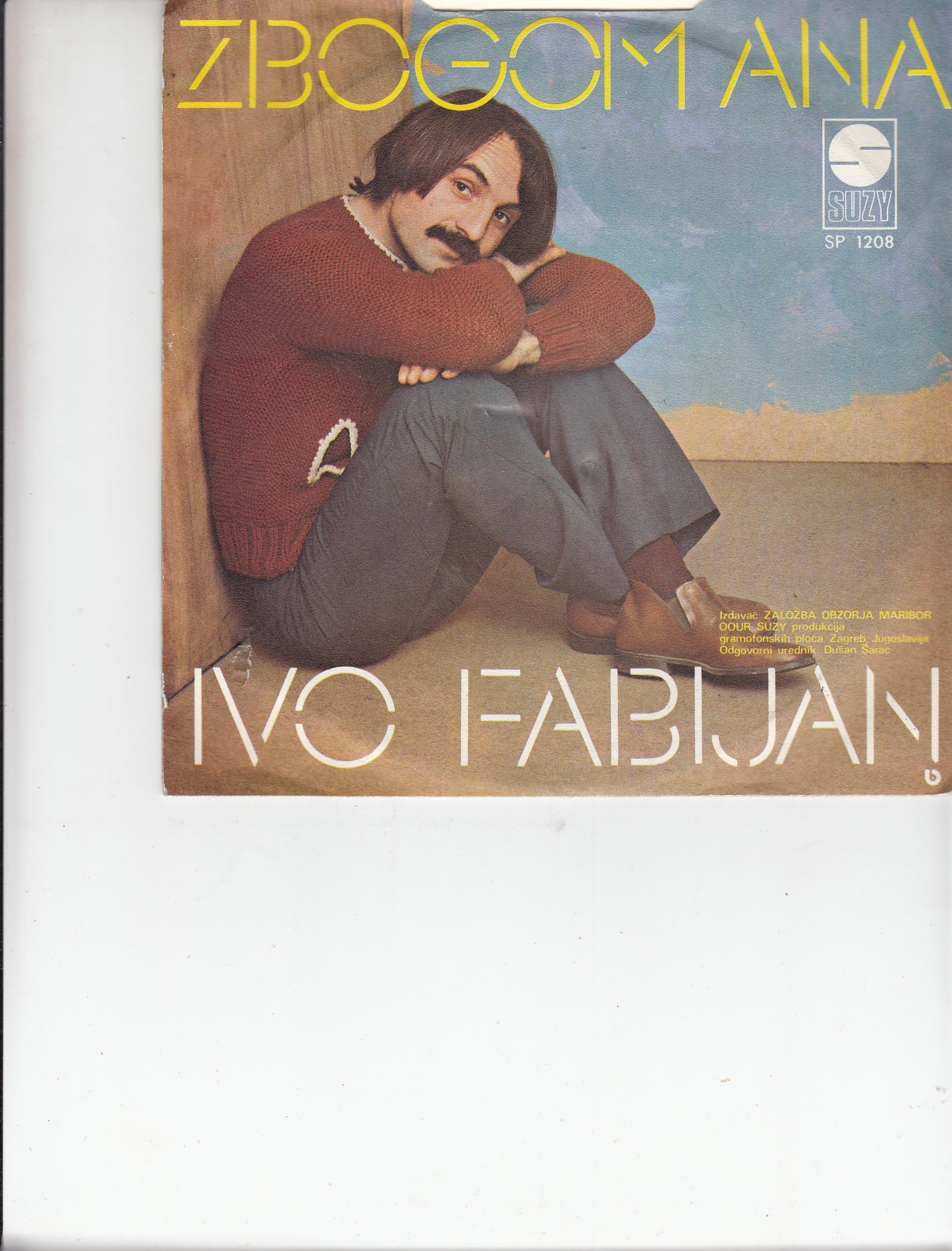 Fabijan Ivo - Podstanar/zbogom Ana