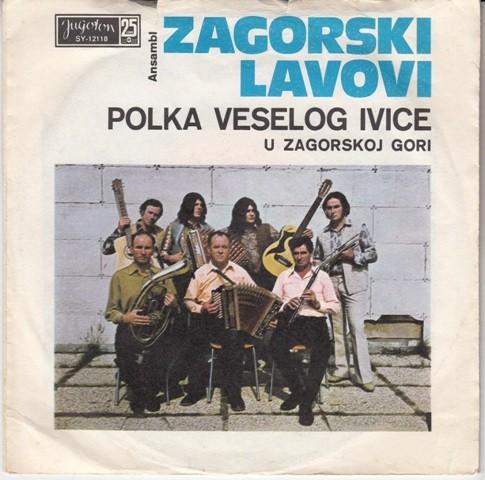 Ansambl Zagorski Lavovi - Polka Veselog Ivice/u Zagorskoj Gori