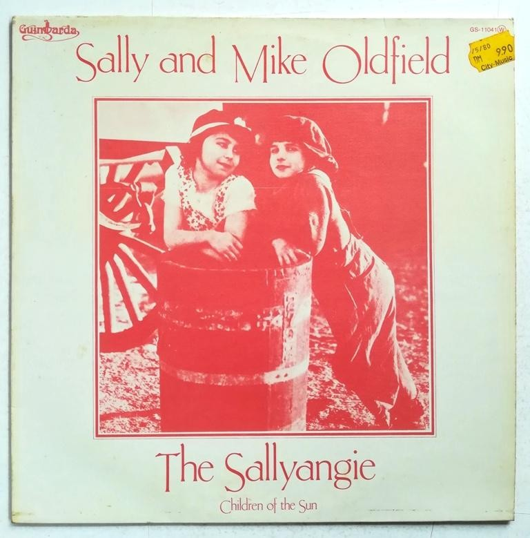 Sallyangie Featuring Sally Mike Oldfield - Children Of The Sun