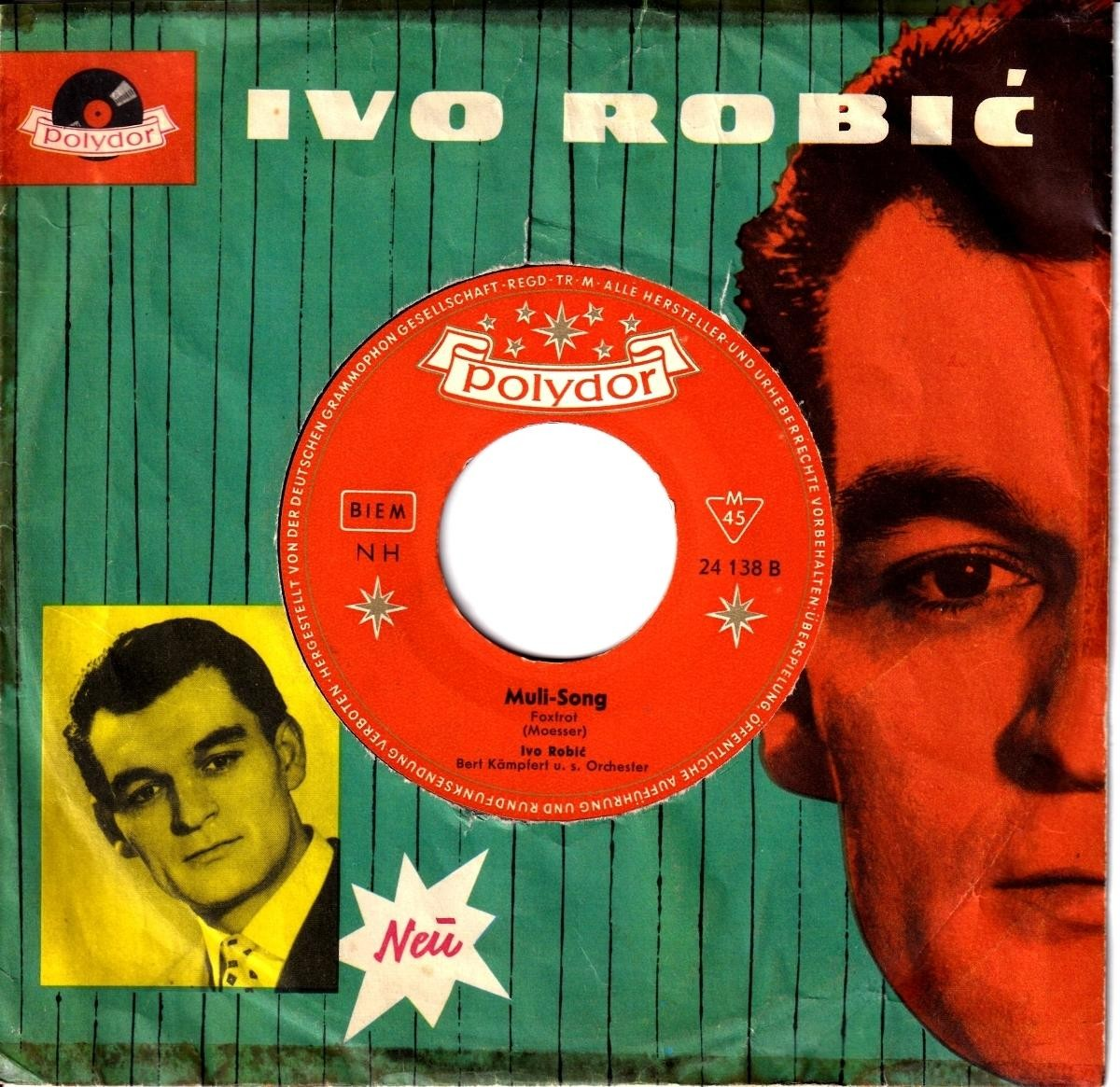 Robic Ivo - Rhondaly/muli-Song